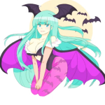 Morrigan Speed Painting by LawyDraws