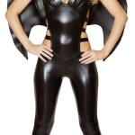 Black Devil Sexy Demon Halloween Fancy Dress
