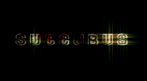 2012 Danish Short Film Succubus Title Card