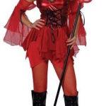 Devilicious Devil Lady Costume