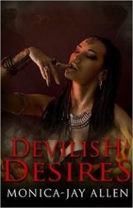 Devilish Desires by Monica-Jay Allen