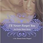 I'll Never Forget You by Nanea Knott
