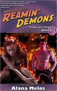 Reamin' Demons by Alana Melos