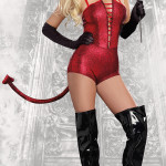 Dirty Devil Costume