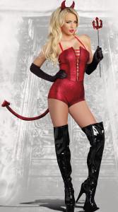 Dirty Devil Costume