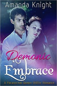 Demonic Embrace by Amanda Knight