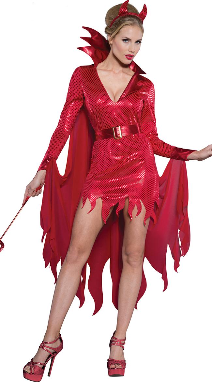 Hot Stuff Devil Costume