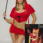 Fancy Dress Devil Costume