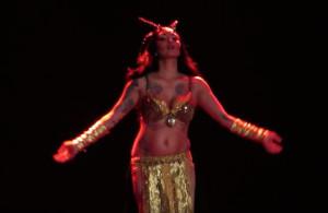 Elizabeth Stuardo Succubus Dance