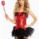 Clubbing Devil Costume