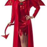 Devil Temptress Costume