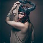 Succubus Horns by PropCornShop