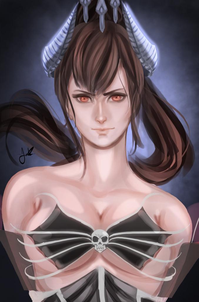 Succubus Queen by Korevo