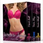 James to Jamie series by Zayna Noble