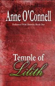 Temple of Lilith by Anne O'Connell