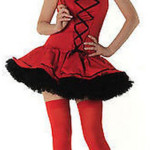 Fancy Red Devil Costume