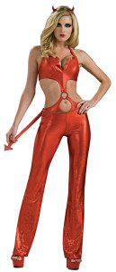 Too Hot Sexy Devil Costume