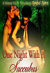 One Night With A Succubus by Siren Allen