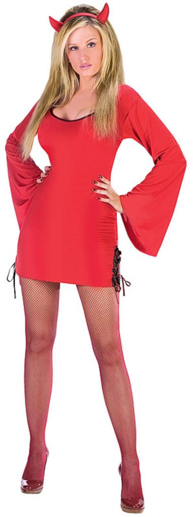 Devil Delight Costume