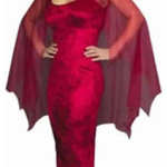Ladies Devil Costume