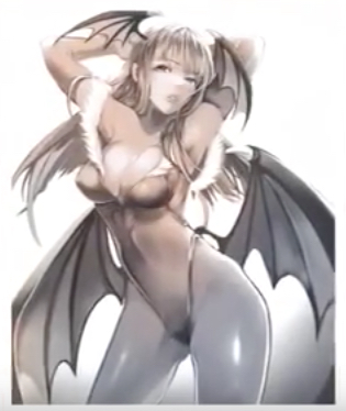Morrigan Aensland YouTube Screenshot