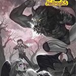Werewolf!: Hell High Book 3 by Michael-Scott Earle