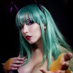 Danielle Vedovelli as Morrigan Aensland