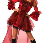 Devil Woman's Costume