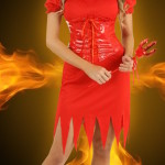 Red Devil From Hell Costume