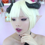 Succubus Makeup Tutorial by Princessmei