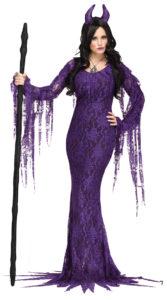 Evil Queen Diamond Costume