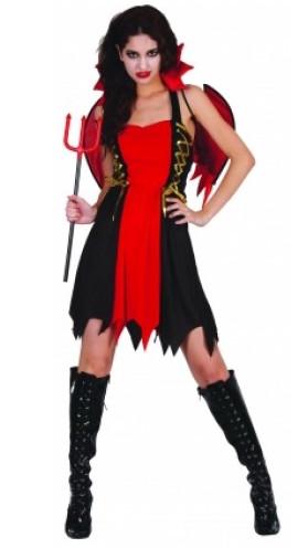 Female Demon Costume