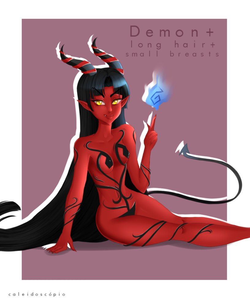 Little Demon by Felipe-Gasquez