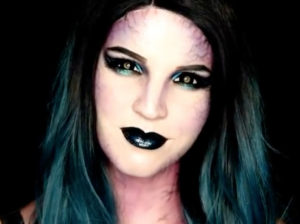 Succubus Makeup Tutorial