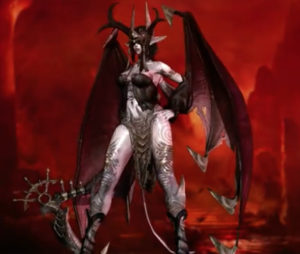Succubus by Stone Clone