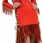 Feisty Hell Bound Devil Costume
