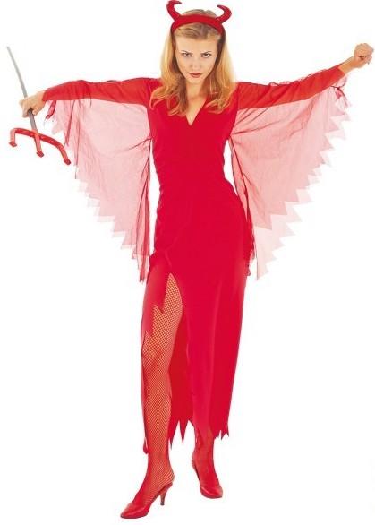 Premium Devil Dress