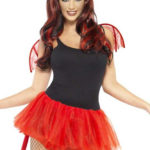 Devious Red Devil Costume