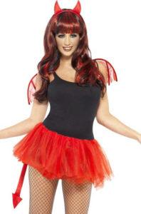 Devious Red Devil Costume