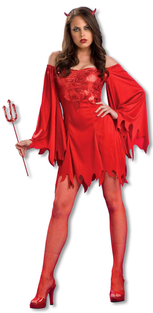 Lady Devil Costume