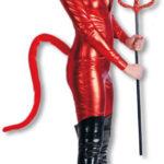 Sparkling Devil Costume