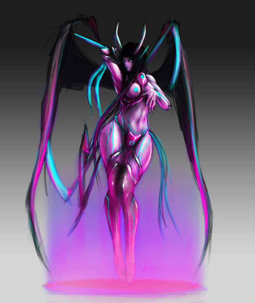 Succubot by 5AGE