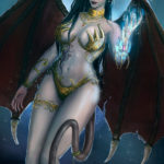 OC: Melfina by Geirahod