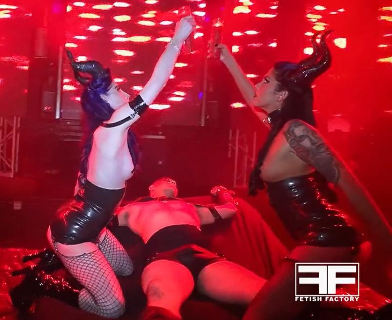 Fetish Factory Midnight Succubus Trailer