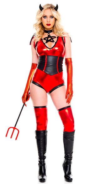 Malicious Devil Costume