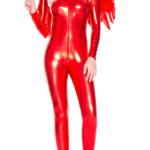 Red Devil Babe Costume Kit
