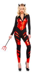 Sizzling Devil Costume