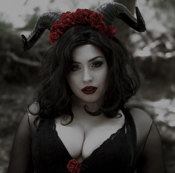Succubus as cosplayed by Juliette Michele in the film Succubus by Jon Goff