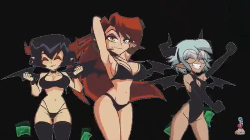 Succubus Dance (YISRA201) by Animeyis