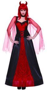 Devil Queen Costume